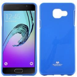 Husa Goospery Jelly Samsung Galaxy A3 (2016), Blue
