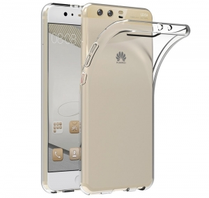 Husa Huawei P10 Plus TPU Slim, Transparent