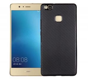Husa Huawei P9 Lite i-Zore Carbon, Negru