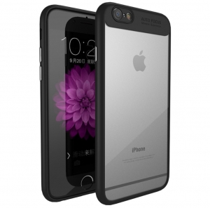 Husa iPaky Slim iPhone 6 / 6S, Negru
