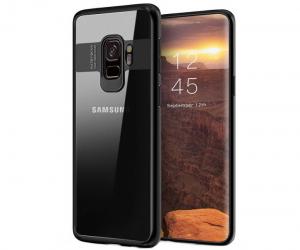 Husa iPaky Slim pentru Samsung Galaxy S9, Negru