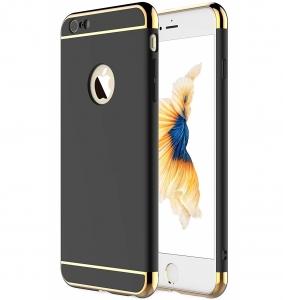 Husa iPhone 6 Plus / 6S Plus Joyroom LingPai Series, Black