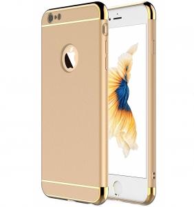 Husa iPhone 6 Plus / 6S Plus Joyroom LingPai Series, Gold
