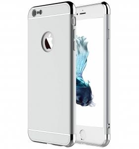 Husa iPhone 6 Plus / 6S Plus Joyroom LingPai Series, Silver