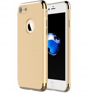 Husa iPhone 7 Joyroom LingPai Series, Gold