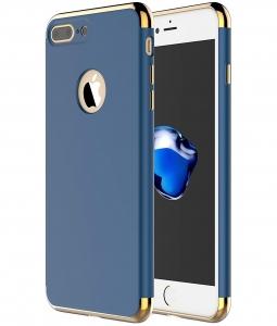 Husa iPhone 7 Plus Joyroom LingPai Series, Albastru
