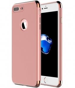 Husa iPhone 7 Plus Joyroom LingPai Series, Rose Gold