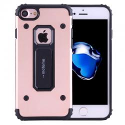 Husa Motomo Armor Hybrid iPhone 6 Plus / 6S Plus, Rose Gold