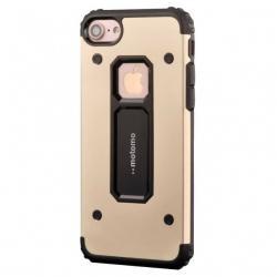 Husa Motomo Armor Hybrid iPhone 7 Plus, Gold