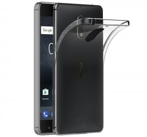 Husa Nokia 6 TPU Slim, Transparent