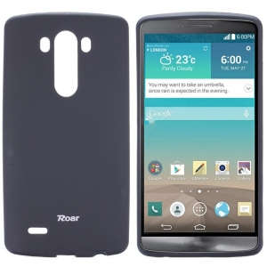 Husa Roar All Day LG G3, Negru