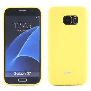 Husa Roar All Day Samsung Galaxy S7, Galben