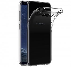 Husa Samsung Galaxy S8 Plus TPU Slim, Transparent