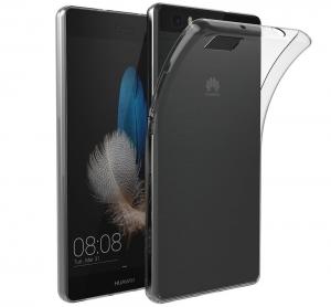 Husa TPU Slim Huawei P8 Lite, Transparent