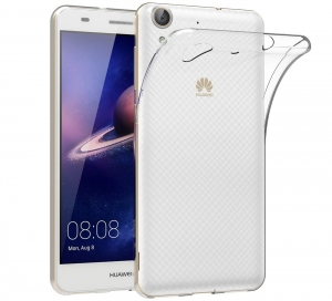 Husa TPU Slim Huawei Y6II, Transparent