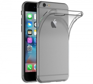 Husa TPU Slim iPhone 6 Plus / 6S Plus, Transparent