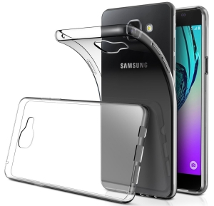Husa TPU Slim Samsung Galaxy A3 (2016), Transparent