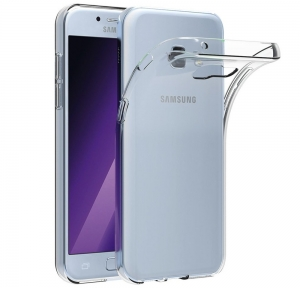 Husa TPU Slim Samsung Galaxy A5 (2017), Transparent