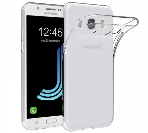 Husa TPU Slim Samsung Galaxy J5 (2016), Transparent