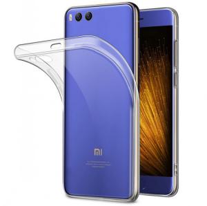 Husa Xiaomi Mi 6, TPU Slim, Transparent