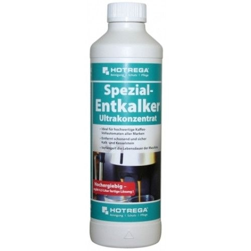 Solutie Anticalcar Hotrega, Ultraconcentrat, 500 ml