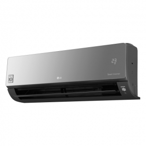 Aparat de aer conditionat LG ARTCOOL Mirror Smart Inverter AM12BP 12000 Btu/h Wi-Fi inclus