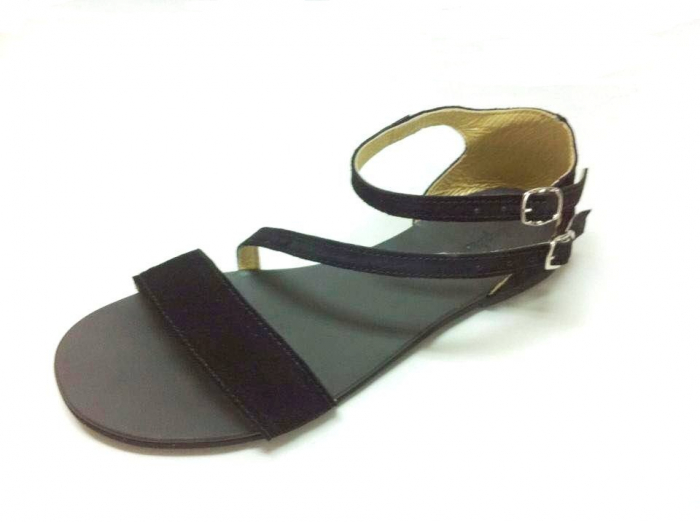 Sandale dama din piele Black Velvet Anna