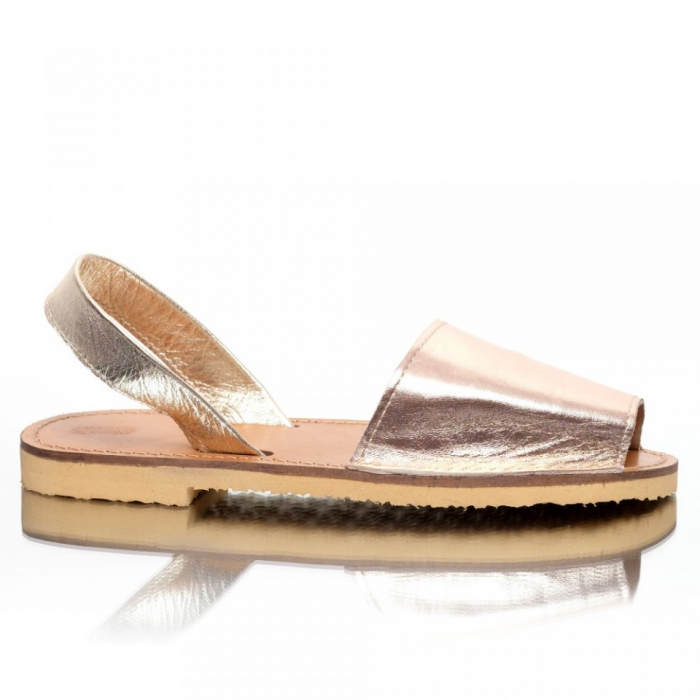 Sandale dama tip Avarca Aurii