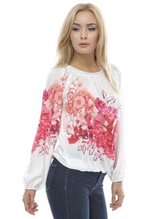 Bluza dama motive florale B91