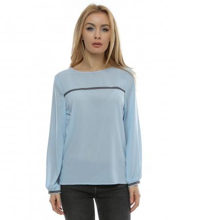 Bluza cu aplicatie multicolora B97