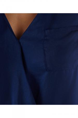Bluza Camaieu V-neck petrecuta