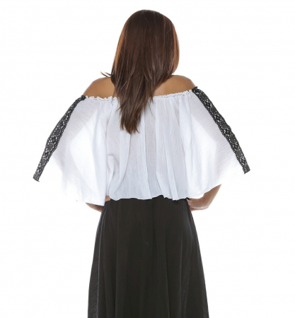 Bluza dama tip ie Fluture
