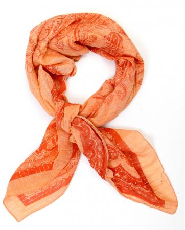 Esarfa orange