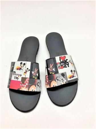 Papuci de dama din piele Elisa Disney World