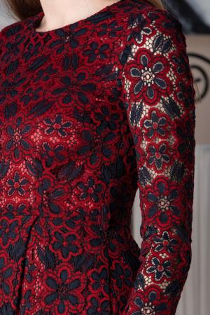 Rochie eleganta midi din dantela Mirela