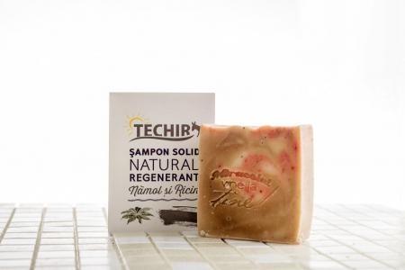 Sampon solid regenerant si sapun nutritiv de corp