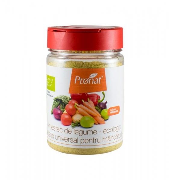 Amestec de legume Bio - adaos universal pentru mancaruri, 180 g