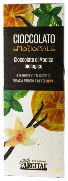 "Argital – Ciocolata BIO ""Emotionala"" 60 g"
