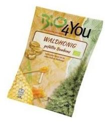 Dropsuri BIO cu miere de padure, 75 g
