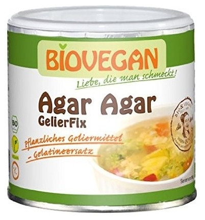 Agar Agar Gelifiant vegetal pentru dulceturi si creme 100 gr
