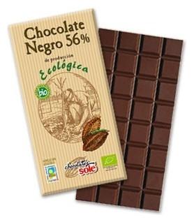 Ciocolata neagra 56% Cacao 100gr