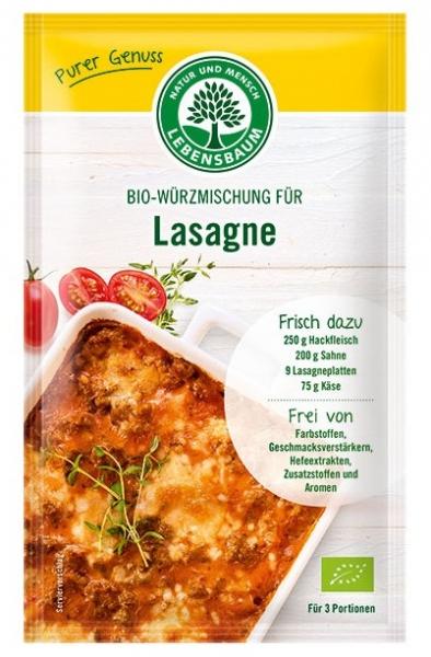 Amestec BIO de condimente pentru Lasagna, 45g