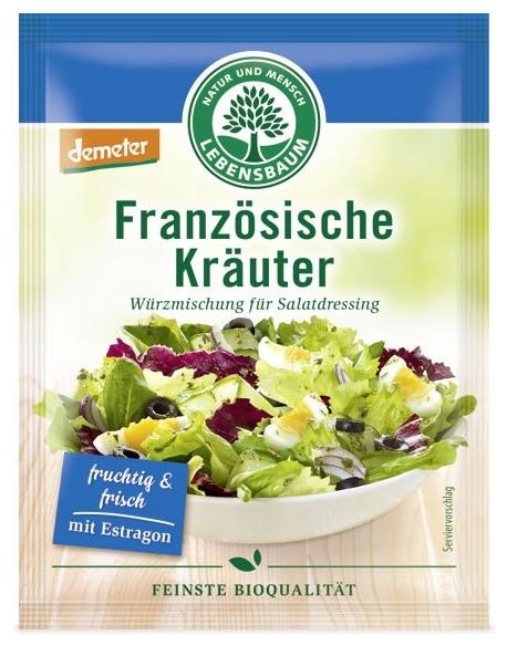 Amestec BIO de condimente pentru salata frantuzeasca,3x5g