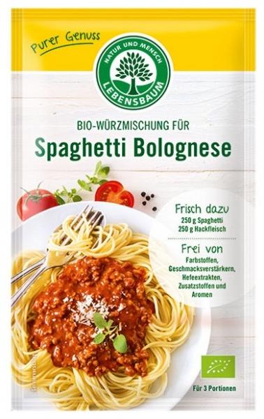 Amestec BIO de condimente pentru Spaghetti Bolognese, 35g