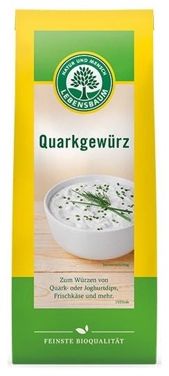 Amestec de condimente BIO pentru branza quark, 30g