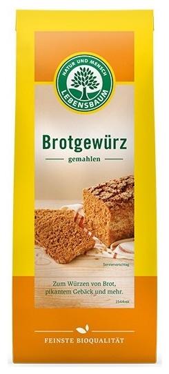 Amestec de condimente BIO pentru paine, 50g