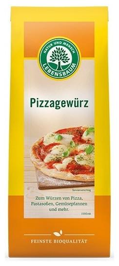 Amestec de condimente BIO pentru pizza, 30g