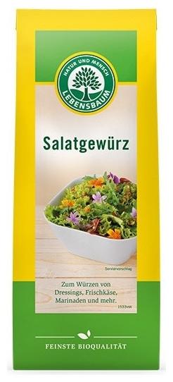 Amestec de ierburi aromatice pentru salate, BIO, 40g