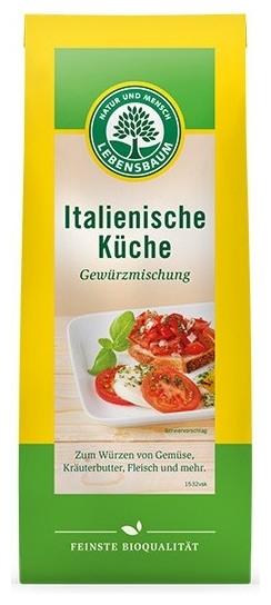 Amestec italian de ierburi aromatice si condimente BIO, 35g