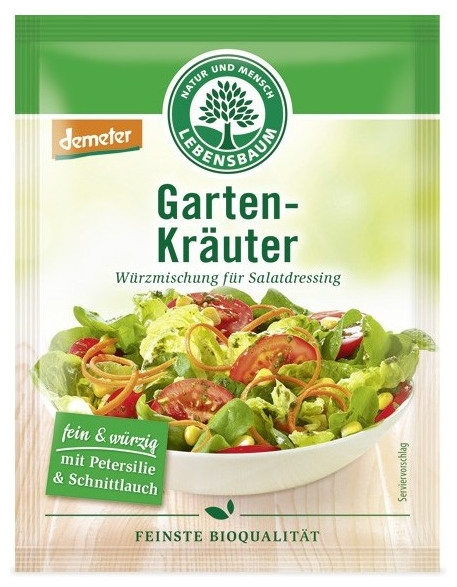 Dressing Salate BIO 3 plicuri x 5gr